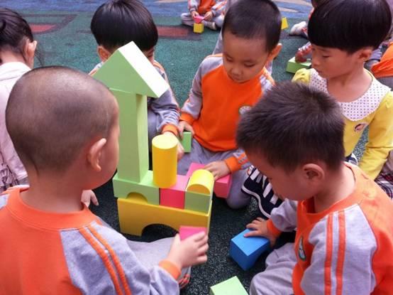 中班教育课题:幼儿园建构游戏的创新研究
